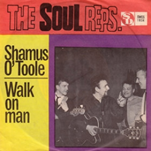 Shamus O' Toole / Walk On Man